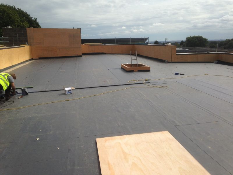 Great Essex Industrial Flat Roofing