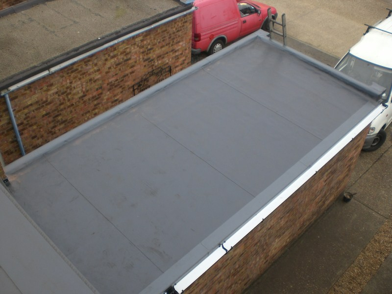 Essex Flat Roofing Gallery