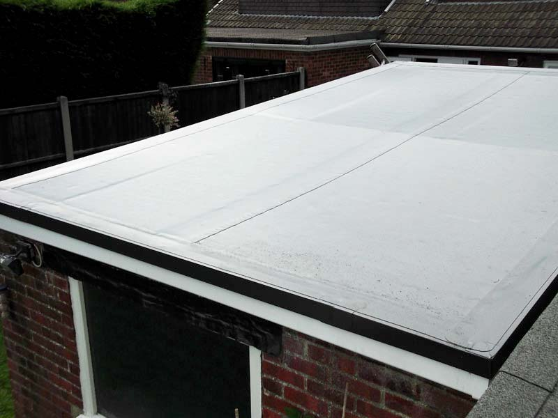 Essex Single Ply Flat Roofing Galleries