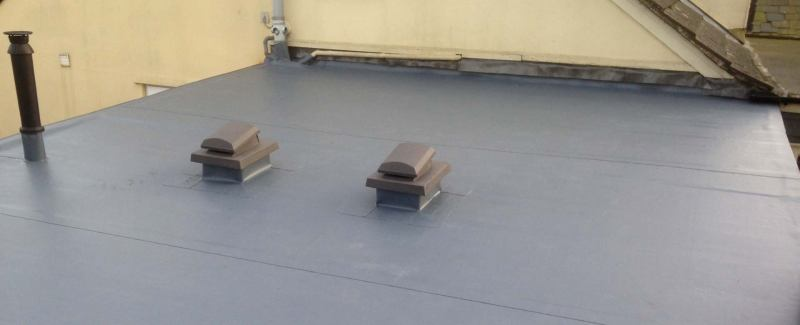 PVC Flat Roofing Specialists