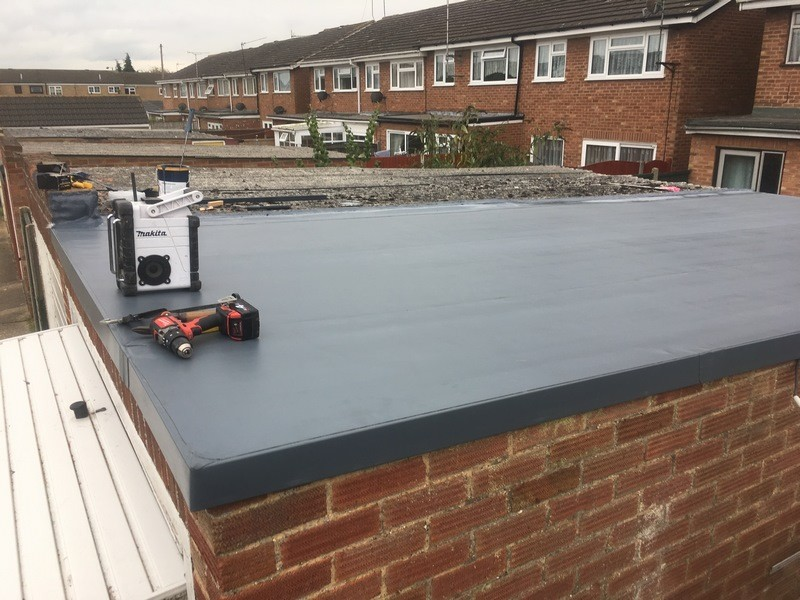 Comptonspares garage roof repair replacement for Garage roofing options